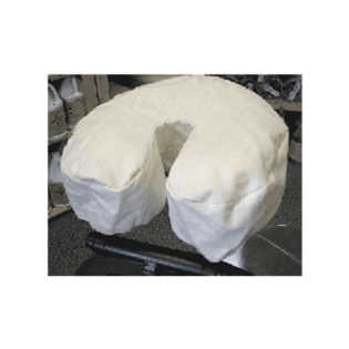 draped-headrest-cover-white-or-ivory-flannel