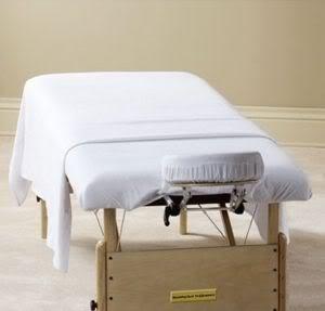 Massage Table Linens