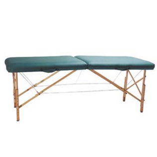 a massage table