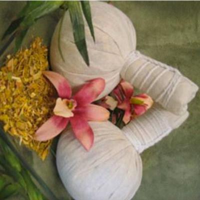 Thai Hot Stem Massage Supplies