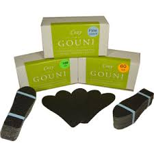 gouni cozy unwrapped foot files