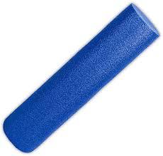 blue foam rollers