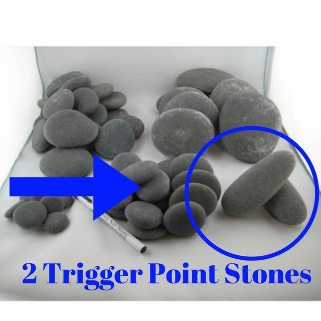 2 trigger stones