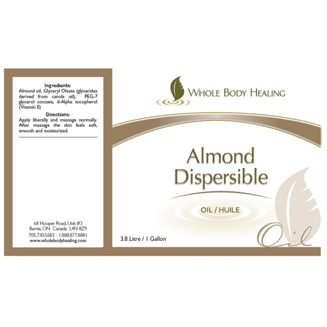 Almond Dispersable