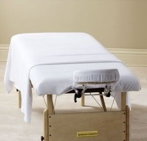 Massage Table Linens