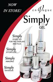 simply gel en vogue