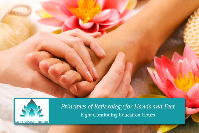 Reflexology Title Slide