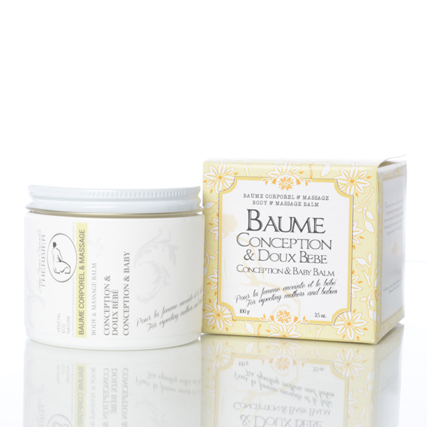 L'Herbier BALM – CONCEPTION & BABY