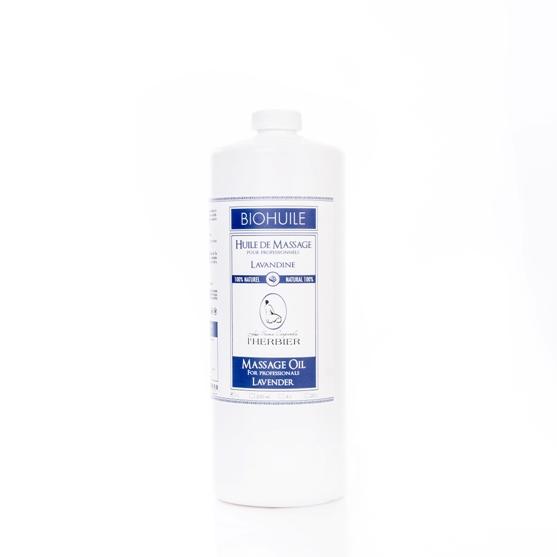 lherb lavender massage oil 1 lt small pic